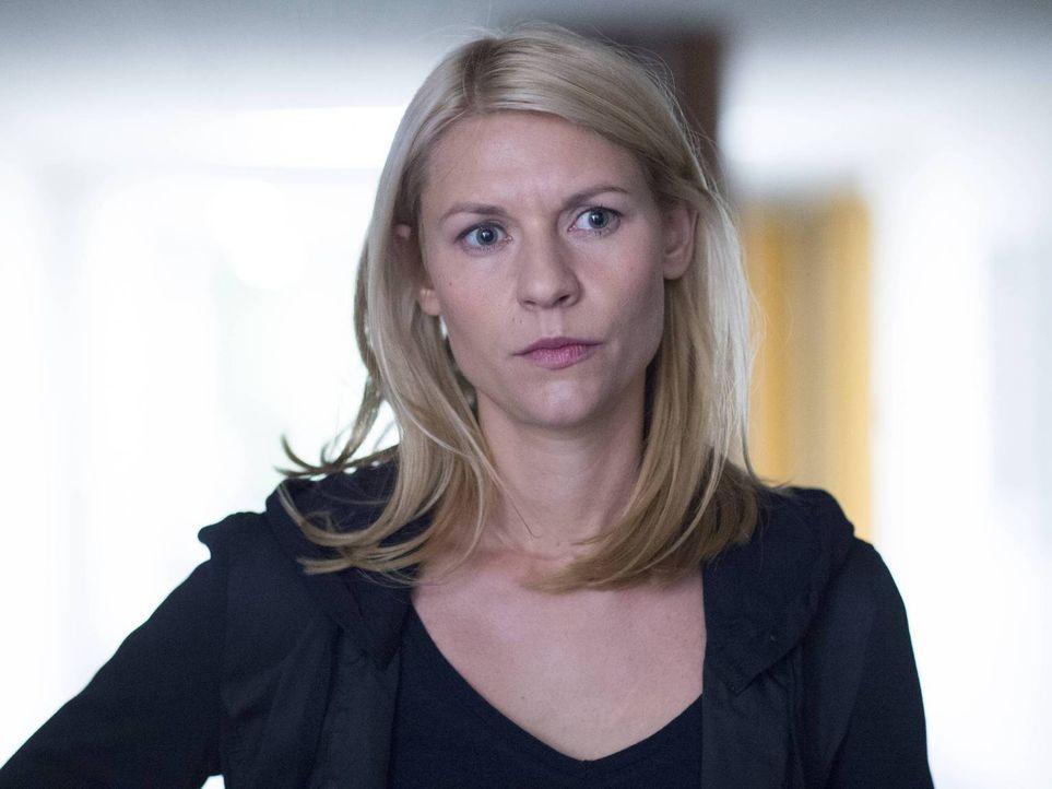 Versucht alles, um Saul davon zu überzeugen, dass Allison eine Verräterin ist: Carrie (Claire Danes) ... - Bildquelle: Stephan Rabold 2015 Showtime Networks, Inc., a CBS Company. All rights reserved.