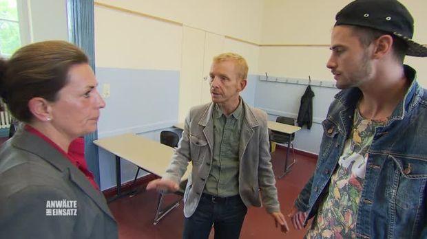 Anwälte Im Einsatz - Anwälte Im Einsatz - Staffel 1 Episode 11: Lehrertöchter Küsst Man Nicht