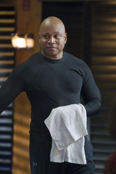 Immer im Einsatz, um die nationale Sicherheit zu wahren: Special Agent Sam Hanna (LL Cool J) ... - Bildquelle: CBS Studios Inc. All Rights Reserved.