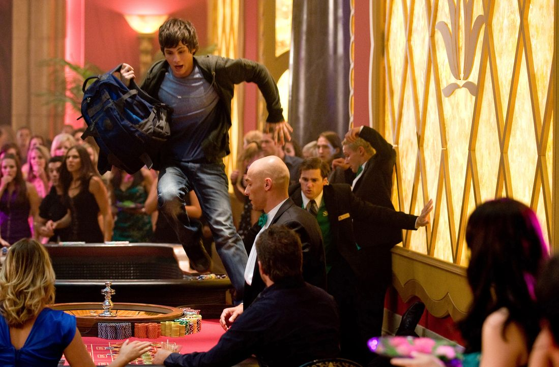 Percy Jackson-Diebe im Olymp - Bildquelle: 2010 Twentieth Century Fox Film Corporation. All rights reserved.