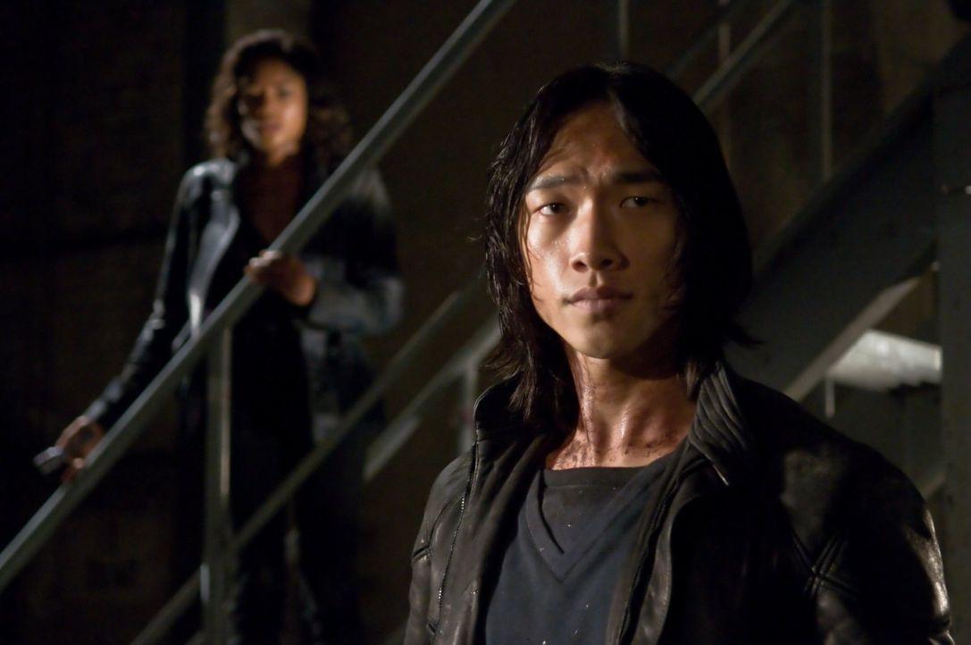 Raizo (Rain) ist Mitglied des eiskalten Ozuno-Clans. Schon als Kind wurde er von ihm zu einer perfekten Tötungsmaschine ausgebildet. Jetzt ist er ei... - Bildquelle: 2009 Warner Brothers