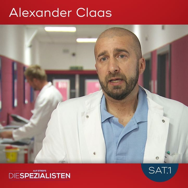 Alexander Claas - Bildquelle: SAT.1