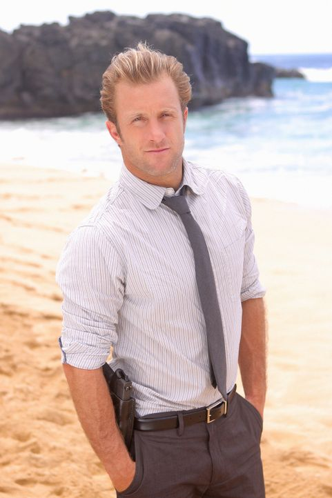 "(1. Staffel) - Kämpft mit seinen Kollegen gegen das organisierte Verbrechen auf den sonnenverwöhnten Stränden von Hawaii: Detective Danny ""Danno"" Wi... - Bildquelle: TM &   2010 CBS Studios Inc. All Rights Reserved."