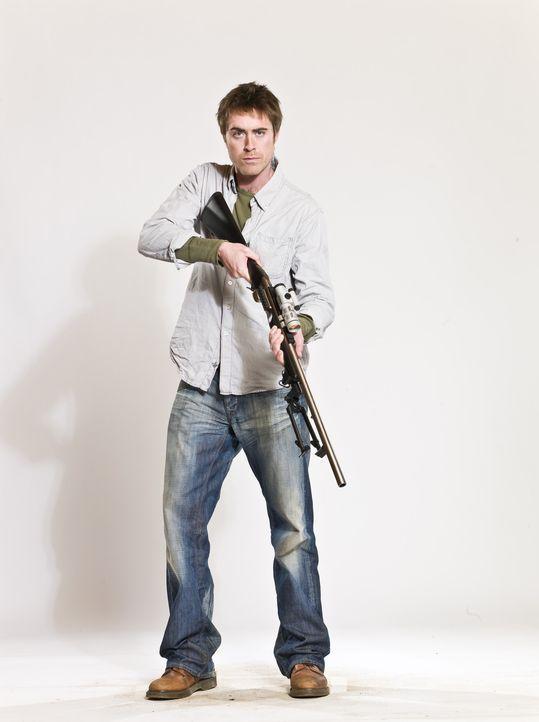 (2. Staffel) - Cutters Laborant und wichtiges Mitglied des Teams: Steven Hart (James Murray) ... - Bildquelle: ITV Plc