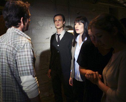 Criminal Minds: Staffel 4 - Die letzte Schlacht - Bildquelle: Touchstone Television