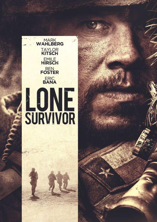 LONE SURVIVOR - Plakatmotiv - Bildquelle: Universal Pictures