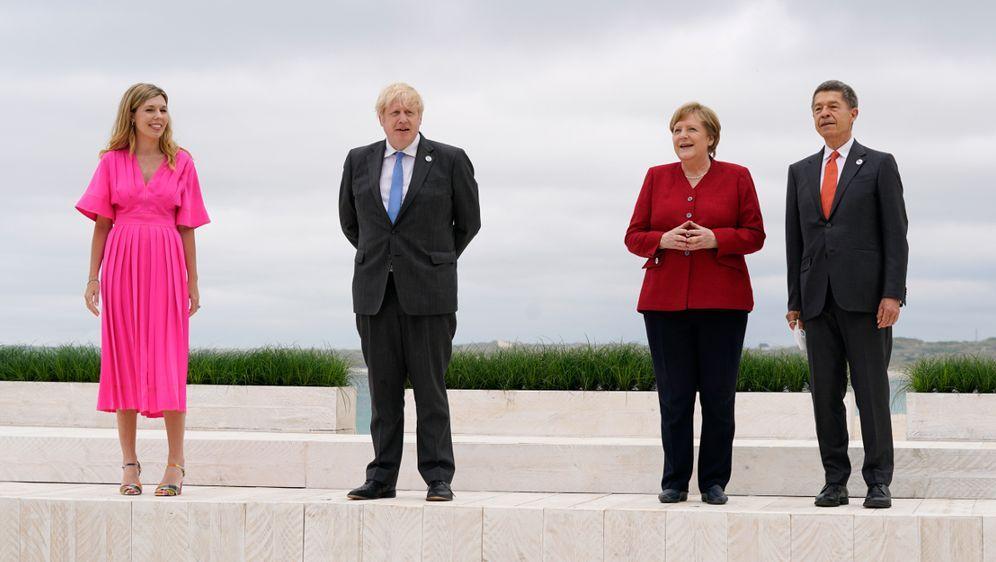 - Bildquelle: Patrick Semansky/AP Pool/dpa