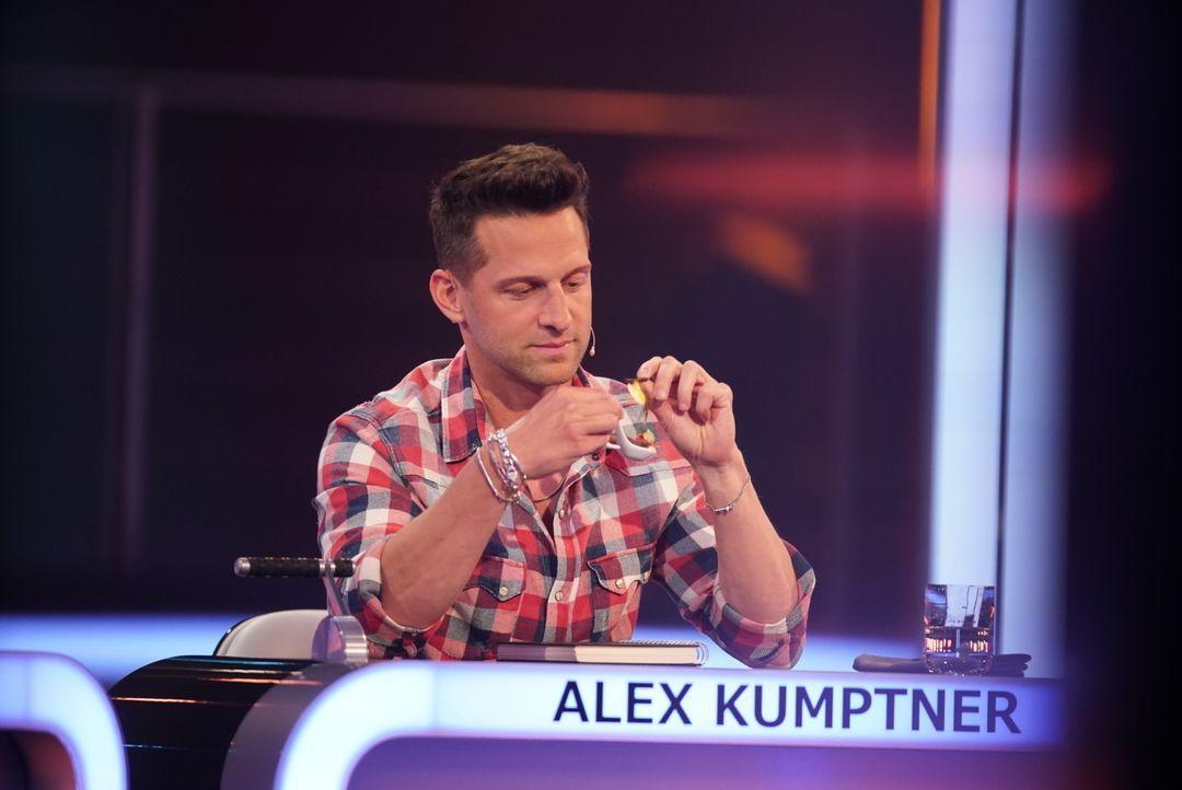 Alex Kumptner - Bildquelle: Jens Hartmann SAT.1 / Jens Hartmann