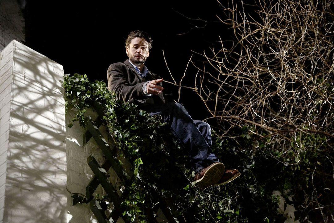 Da Tom (Stephan Luca) nur als unsichtbarer Geist ins irdische Leben eingreifen kann, benötigt er dringend Janas Hilfe. Doch die liebenswerte junge... - Bildquelle: Sat.1