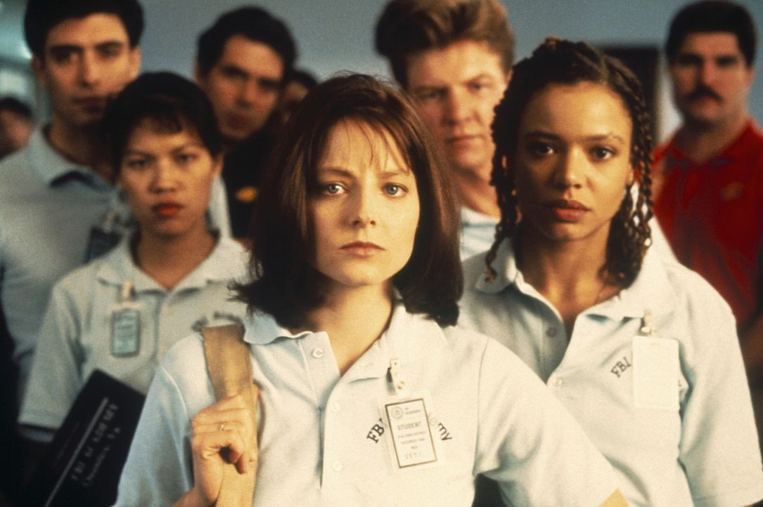Als ein Serienmörder unerkannt sein Unwesen treibt, setzt das hilflose FBI die hochintelligente Polizeischülerin Clarice Starling (Jodie Foster, M... - Bildquelle: Orion Pictures Corporation
