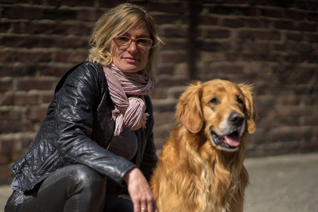 Die Herausforderung für Hundetrainerin Sabine Hulsebosch (Foto): Hunde zu finden, die nicht nur das Können, sondern auch Spaß an ihren neuen speziel... - Bildquelle: SAT.1