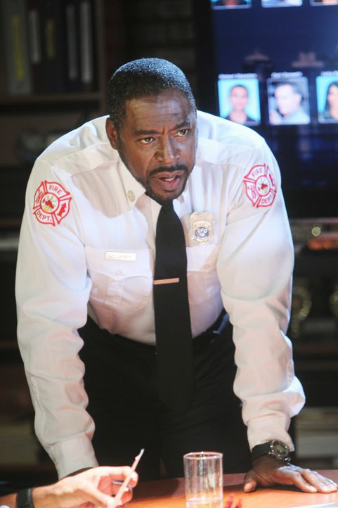 Hofft auf die Hilfe des BAU-Teams, um einen grausamen Serienkiller zur Strecke zu bringen: Lt. Al Garner (Ernie Hudson) ... - Bildquelle: ABC Studios