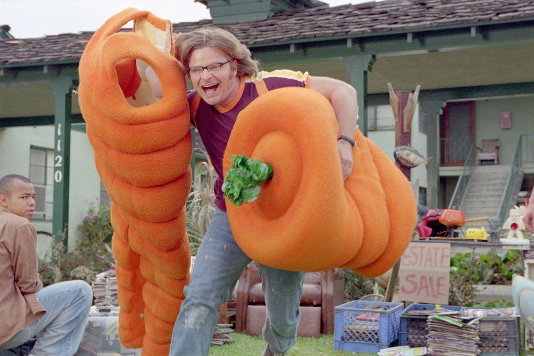 Um den Kindern eine Freude zu bereiten, lässt sich Marvin (Steve Zahn) immer wieder was neues einfallen ... - Bildquelle: 2004 Sony Pictures Television International. All Rights Reserved.