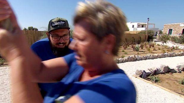 The Biggest Loser - The Biggest Loser - Staffel 11 Folge 4: Team-captain Anthony Bringt Team Blau Zum Schwitzen!