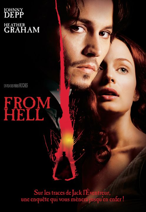 """From Hell"" - Plakatmotiv - Bildquelle: 2001 Twentieth Century Fox Film Corporation. All rights reserved."
