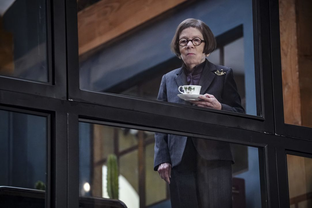 Hetty Lange (Linda Hunt) - Bildquelle: Monty Brinton 2020 CBS Broadcasting, Inc. All Rights Reserved. / Monty Brinton