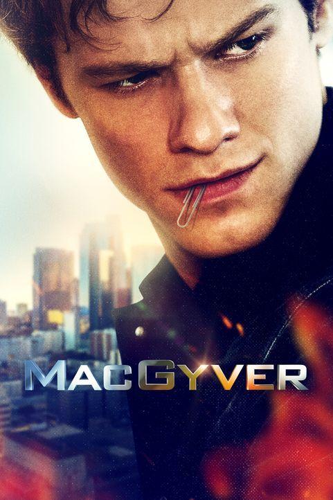 (5. Staffel) - MacGyver - Artwork - Bildquelle: 2020 CBS Broadcasting Inc. All Rights Reserved.