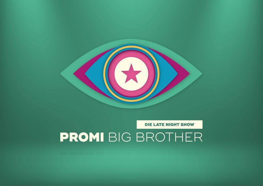 Promi Big Brother - Die Late Night Show - Logo - Bildquelle: SAT.1