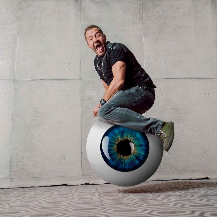 Willi Herren Promi Big Brother Auge 1 - Bildquelle: SAT.1/Arne Weychardt