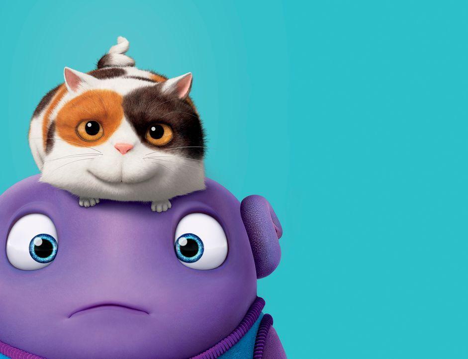 Home - Ein smektakulärer Trip - Artwork - Bildquelle: 2015 DreamWorks Animation, L.L.C.  All rights reserved.