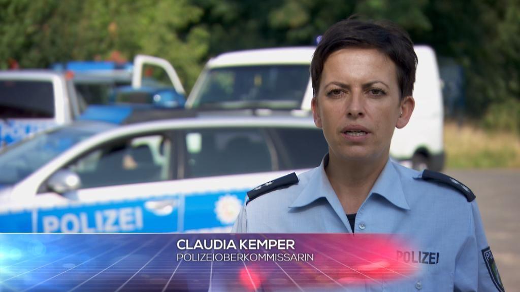 POL - Claudia Kemper - Bildquelle: SAT.1