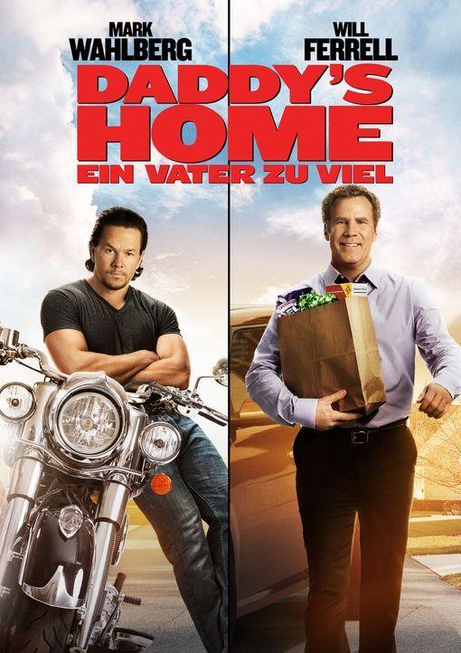 Daddy's Home - Ein Vater zu viel - Artwork - Bildquelle: (2017) Paramount Pictures.