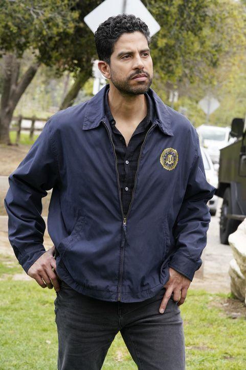Luke Alvez (Adam Rodriguez) - Bildquelle: Cliff Lipson ABC Studios / Cliff Lipson