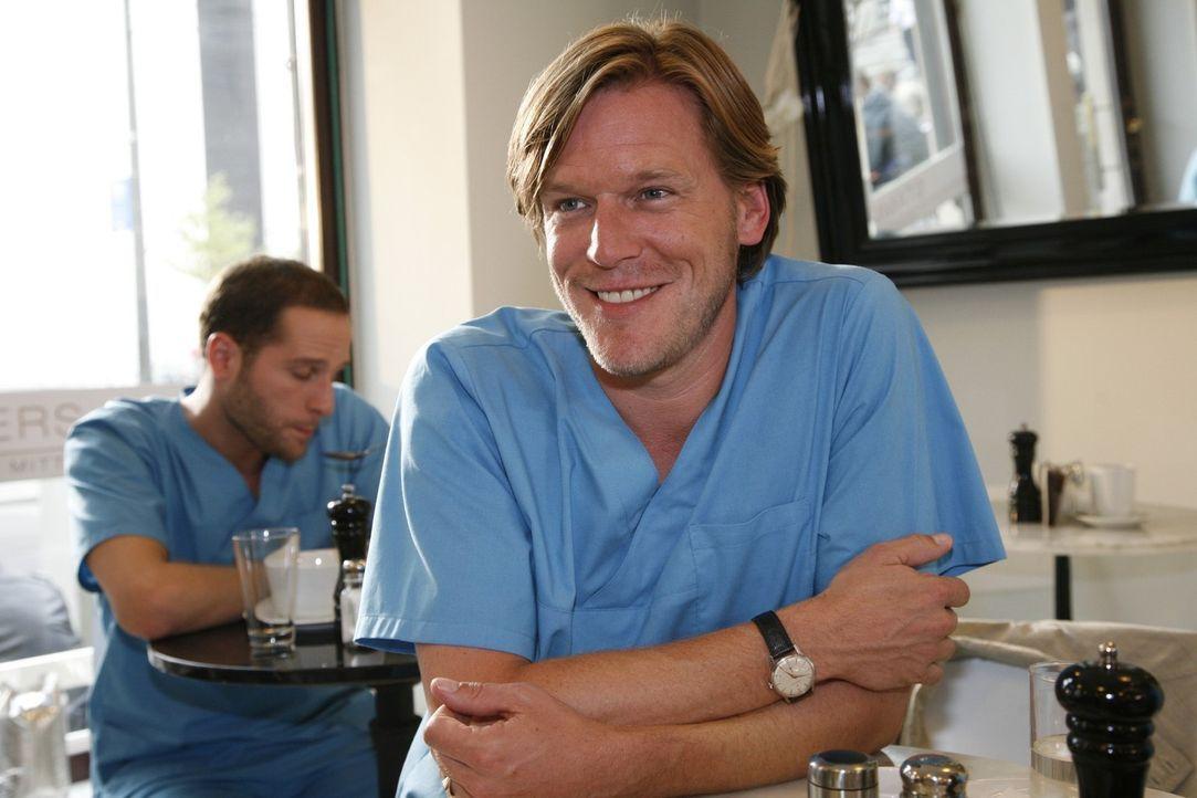 Christian von Uhlen (Tobias Kay) - Bildquelle: Mosch Sat.1