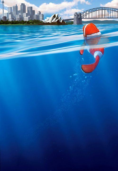 Endlich ist Marlin in Sydney angekommen ? doch wird er hier endlich seinen Sohn Nemo finden? - Bildquelle: Walt Disney Pictures