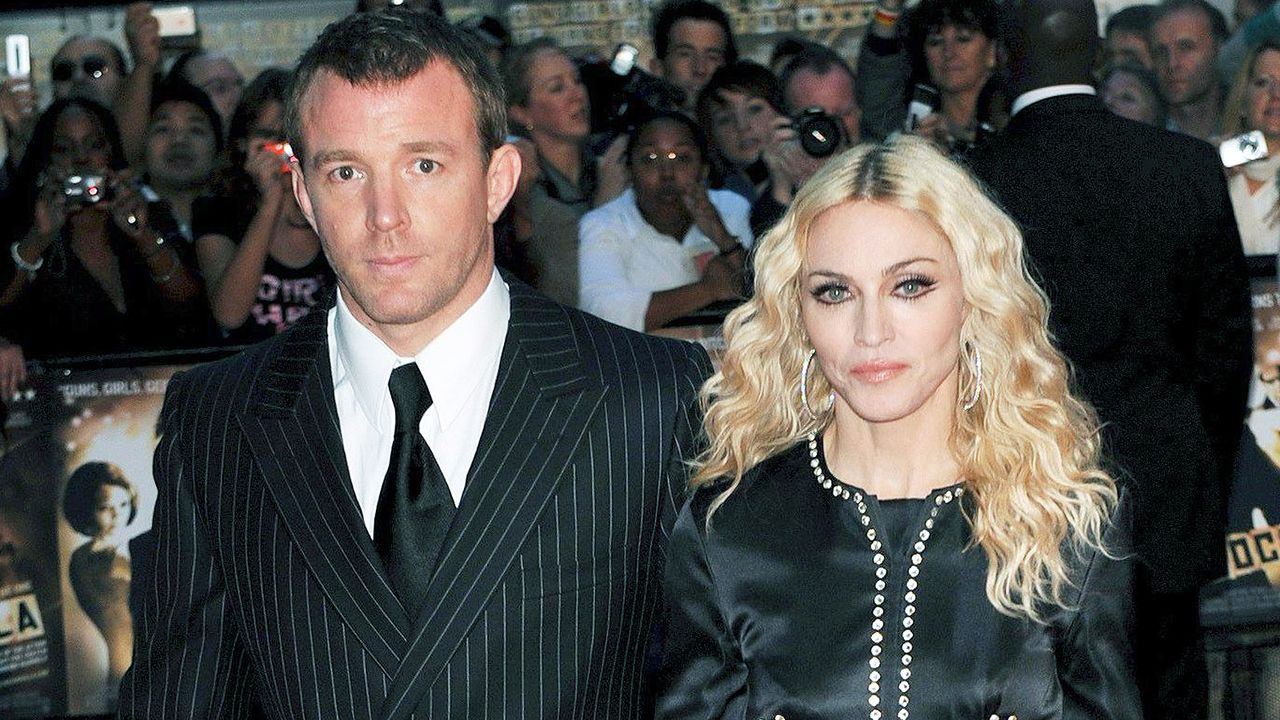 guy-ritchie-madonna-08-11-21-picture-alliance-dpa - Bildquelle: Picture Alliance/dpa