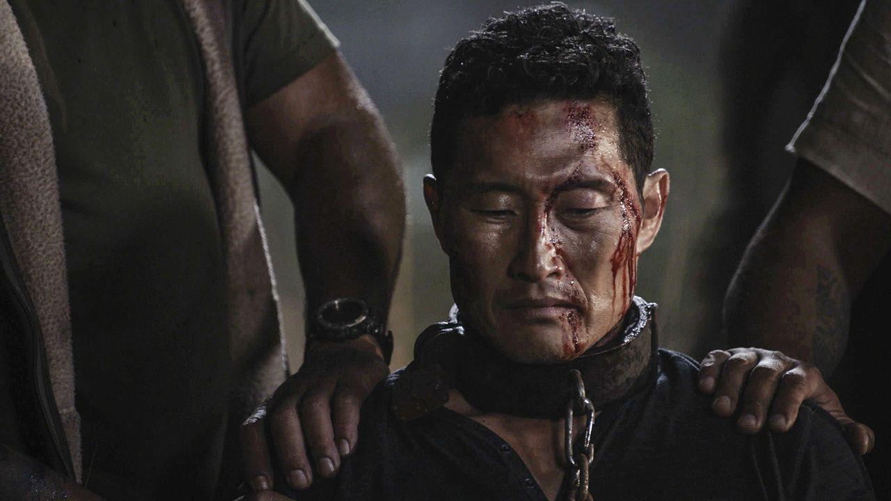 Als Chin (Daniel Dae Kim) von einem mexikanischen Kartell entführt wird, müssen sich seine Kollegen auf die Suche nach ihm machen, bevor er aus Rach... - Bildquelle: Norman Shapiro 2016 CBS Broadcasting, Inc. All Rights Reserved