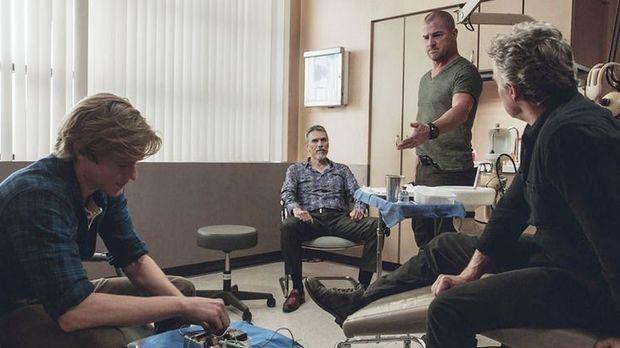 Macgyver - Macgyver - Staffel 3 Episode 5: Tag Der Toten