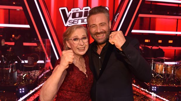 The Voice Senior - The Voice Senior - Das Große Finale Von