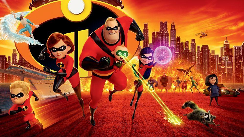 Die Unglaublichen 2 - Bildquelle: 2018 Disney/Pixar. All Rights Reserved.