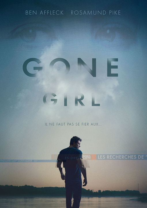 GONE GIRL - DAS PERFEKTE OPFER - Artwork - Bildquelle: 2014 Twentieth Century Fox Film Corporation. All rights reserved.