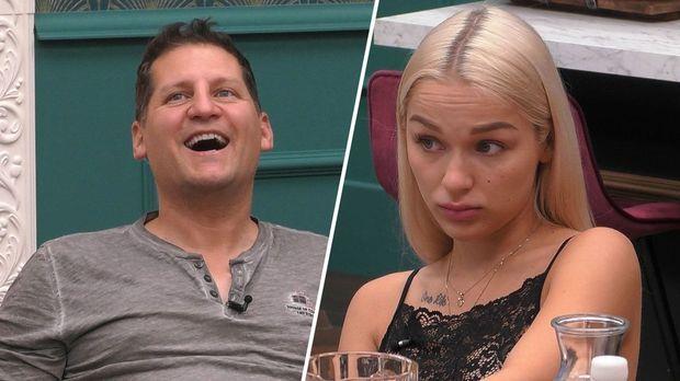 Promi Big Brother - Promi Big Brother - Tag 19: Ramin Packt Aus Und Emmy Steckt Ein