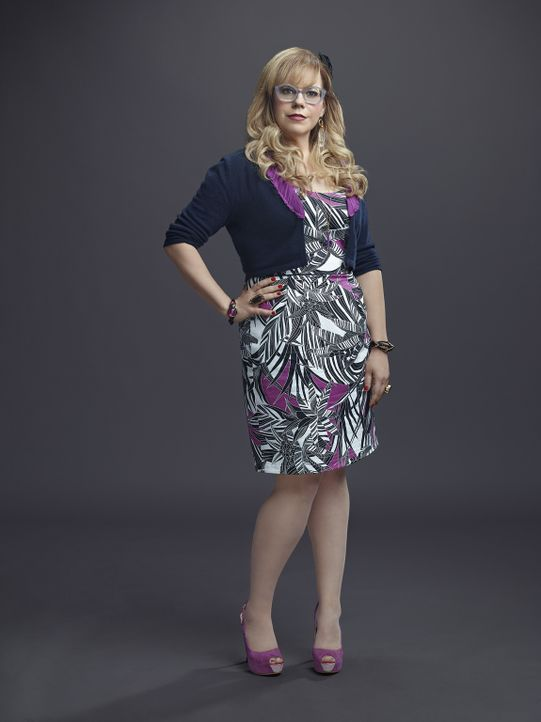 (10. Staffel) - Technische Expertin des B.A.U.: Penelope Garcia (Kirsten Vangsness ) ... - Bildquelle: Cliff Lipson ABC Studios