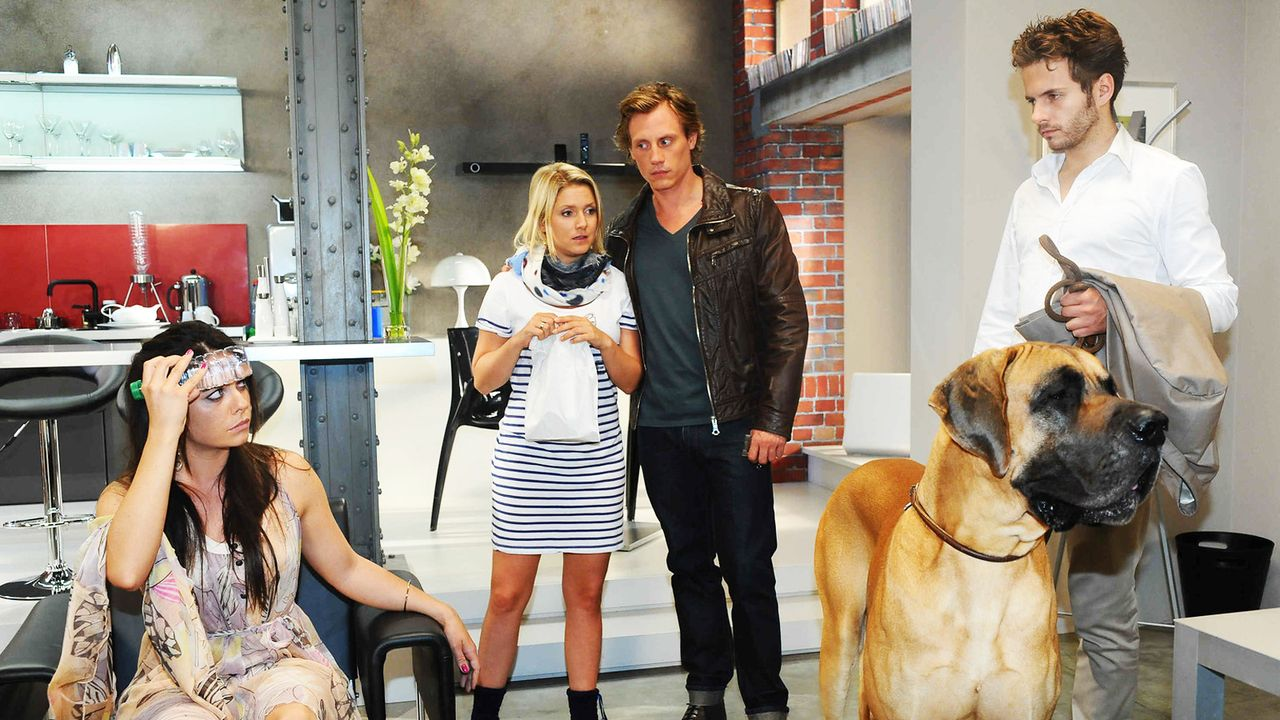 Anna-und-die-Liebe-Folge-803-04-Sat1-Oliver-Ziebe - Bildquelle: SAT.1/Oliver Ziebe