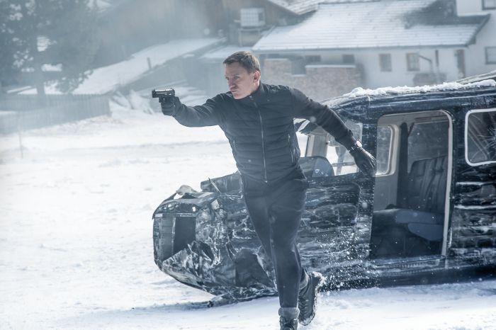 Spectre4 - Bildquelle: 2015 Sony Pictures Releasing GmbH
