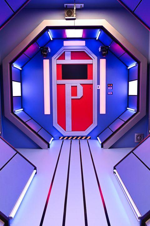 Promi Big Brother 2021 - Die ersten Fotos der Bereiche - 2272793 - Bildquelle: SAT.1/Willi Weber