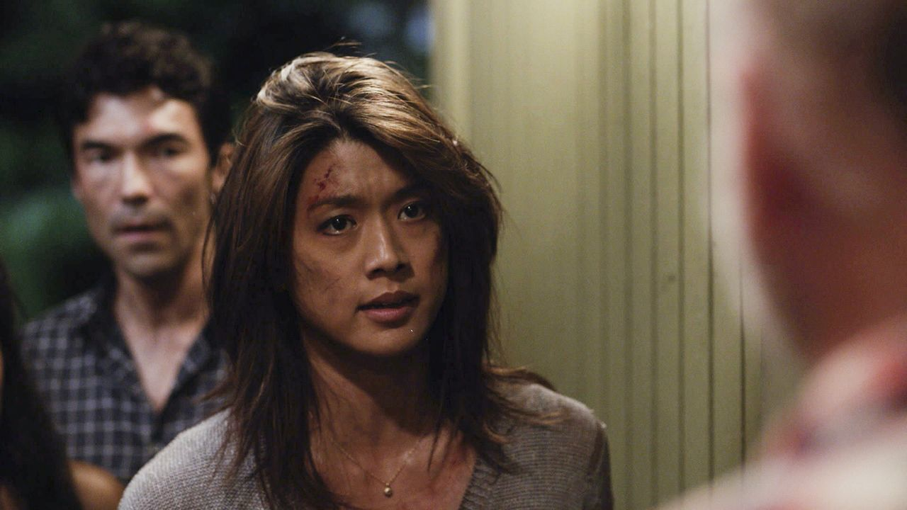 Muss Todesqualen überstehen, als sie von einer Bande, die zu einem Todeskult gehört, entführt wird: Kono (Grace Park) ... - Bildquelle: Norman Shapiro 2016 CBS Broadcasting, Inc. All Rights Reserved