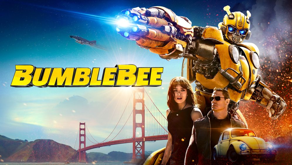 Bumblebee - Bildquelle: 2021 Paramount Pictures. All Rights Reserved. Hasbro, Transformers and all related characters are trademarks of Hasbro.