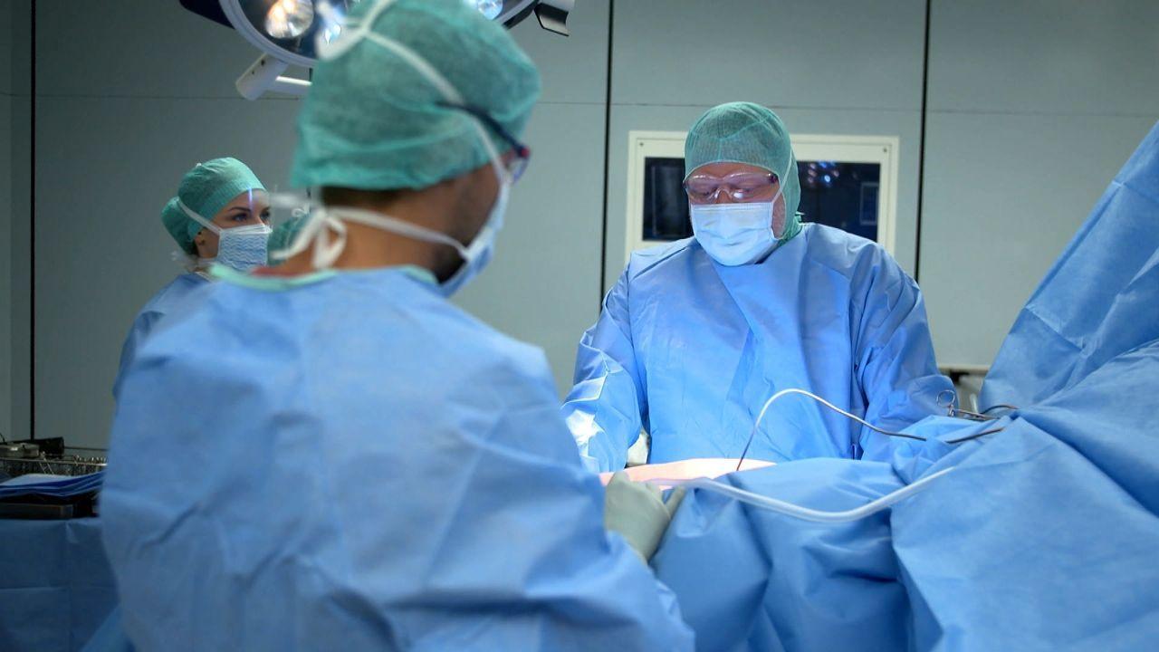 Dr. Gregor Reiter - Bildquelle: SAT.1