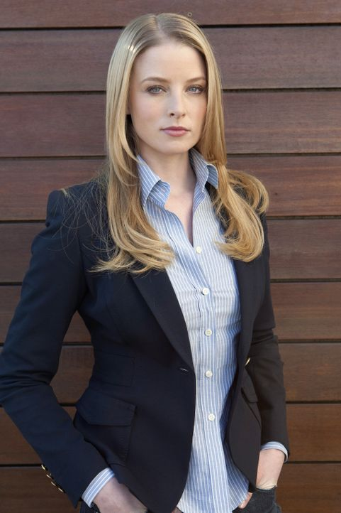 Ashley Seaver (Rachel Nichols) - Bildquelle: ABC Studios