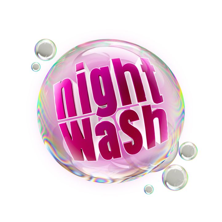 Nightwash - Logo - Bildquelle: SAT.1