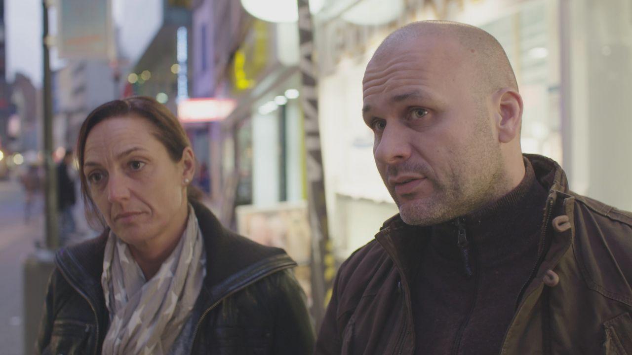 Einsatz Deutschland: Die Kommissare Nadine Lohsen und Tom Zirke ermitteln in Dortmund, um Verbrechen aufzudecken ... - Bildquelle: SAT.1