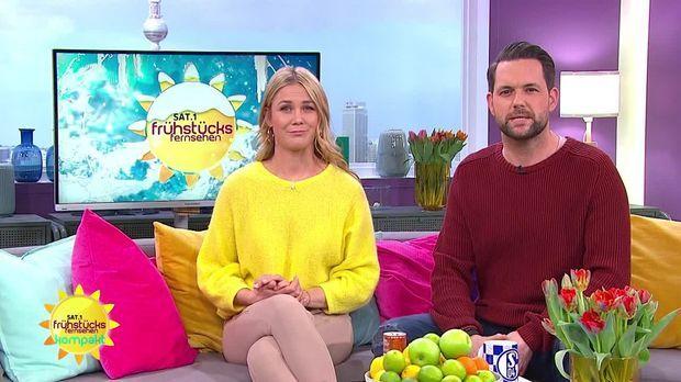 Frühstücksfernsehen - Frühstücksfernsehen - 25.02.2020: überwachungskameras, Flugpreiserhöhungen & Die Tragödie Von Volkmarsen