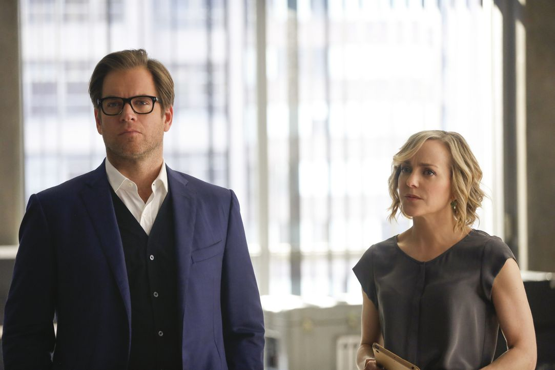 Wie den negativen Eindruck ausgleichen, den ihr Klient auf die Jury macht? Bull (Michael Weatherly, l.) und Marissa (Geneve Carr, r.) brauchen dring... - Bildquelle: Craig Blankenhorn 2016 CBS Broadcasting, Inc. All Rights Reserved.
