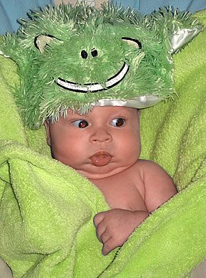 Britt ist schwanger! Diese Freude möchte sie mit euch teilen - deswegen schickt uns Fotos eurer Babys (brittbaby@sat1.de)! Wir stellen sie hier onl... - Bildquelle: Sat1