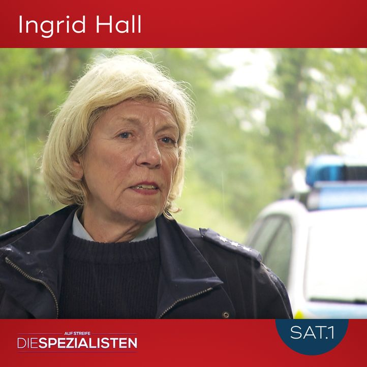 Ingrid Hall - Bildquelle: SAT.1